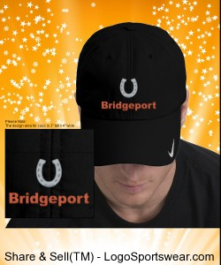 Bridgeport- Nike Cap - Sphere Dry Design Zoom