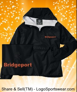 BRIDGEPORT-  - Make Charles River Pullover Classic Solid Adult Design Zoom